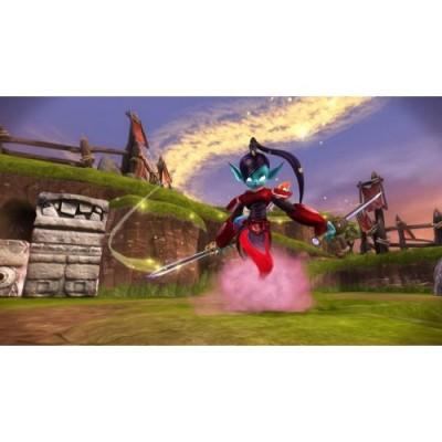 ACTIVISION Skylanders Giants: Personaggi Battle Pack Catapult  Zap + Scorpion Striker + Hot Dog