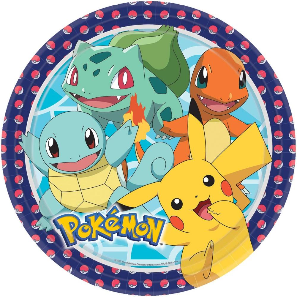 Piatti Pokemon