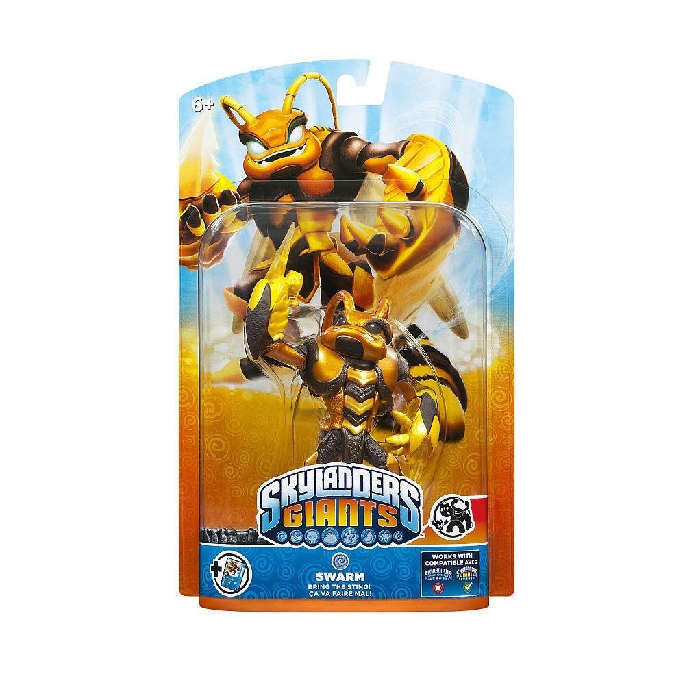 Modellino Skylanders Giants: Swarm