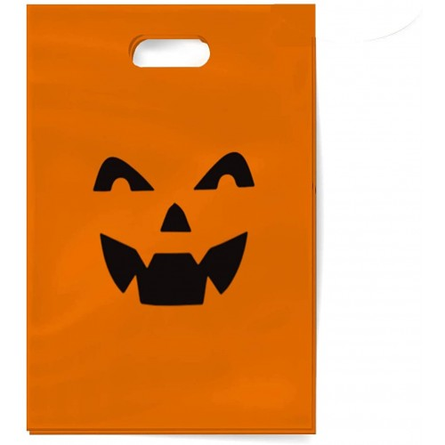 75 Sacchetti per Feste di Halloween, per dolci e caramelle