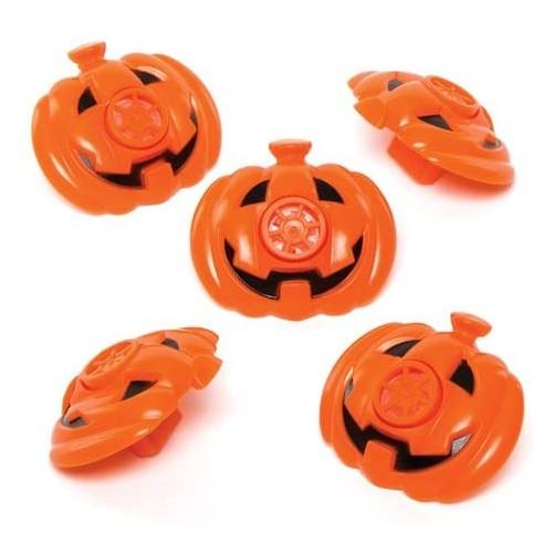 Set 8 fischietti zucca Halloween per bambini, idea regalo