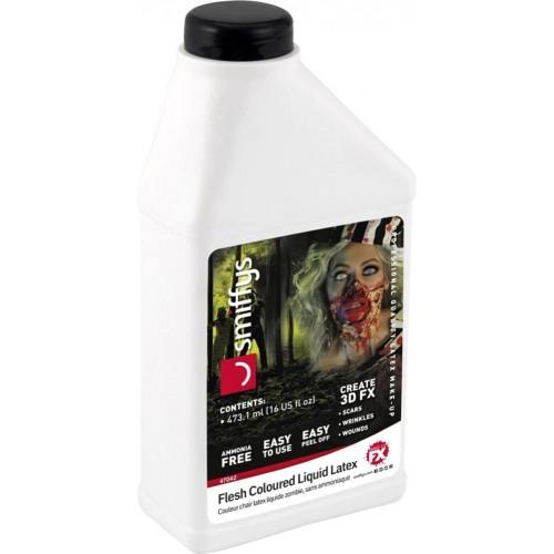 Lattice Liquido stile Zombie, color carne, per Halloween