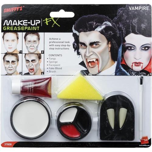 Set make up da vampiro, trucco per Halloween