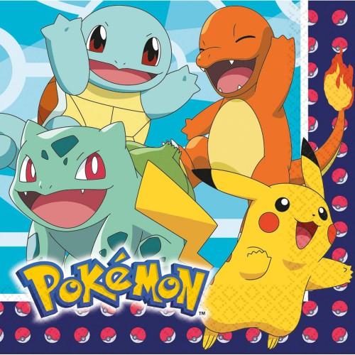 Tovaglioli Pokemon