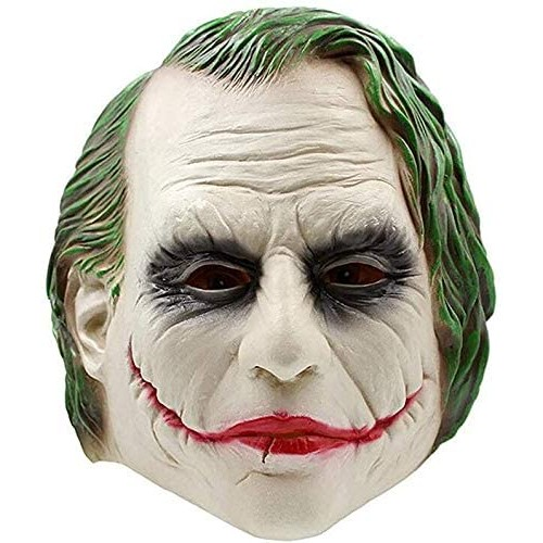 Maschera Joker di Heath Ledger, per Halloween