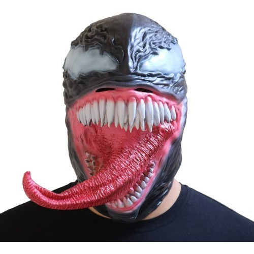 Maschera Venom - Marvel, in lattice, per Halloween