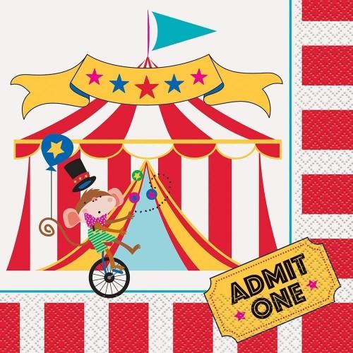 Tovaglioli Circo