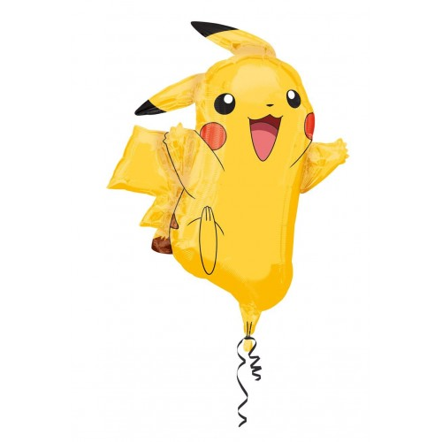 Supershape Pikachu Pokemon