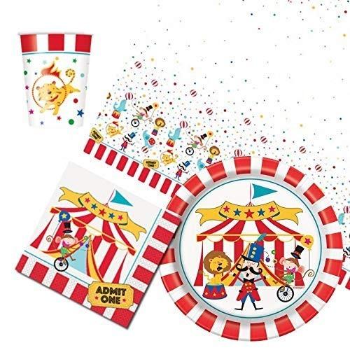 Kit 8 persone circo