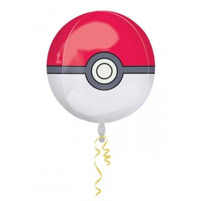 Poke Ball Orbz palloncino