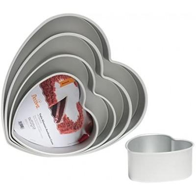Teglia Professionale forma Cuore - Decora, 25 x 7.5 cm, per torte
