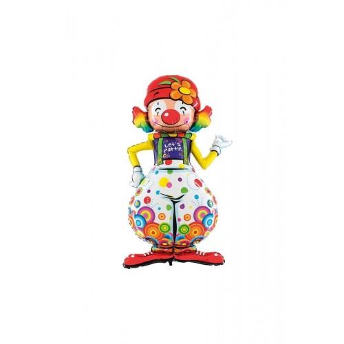 Palloncino Clown, pagliaccio