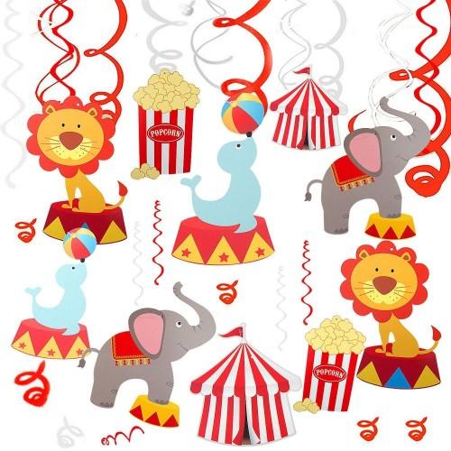 Spirale pendente Circo