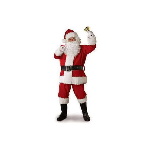 Babbo Natale Uomo Bello.Costumi Natale Babbo Natale Elfi Befana Renne Per Adulti E Bambini