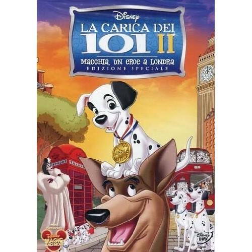 La Carica Dei 101 2 - Macchia, Un Eroe A Londra  Special Edition
