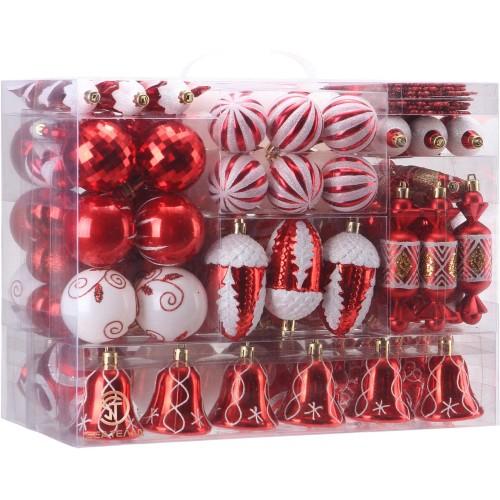 Sea 155 Palline miste natalizie in confezione regalo
