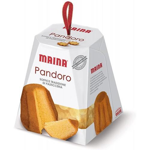 40 Mini Pandoro Maina da 80 grammi, pandorino per bambini