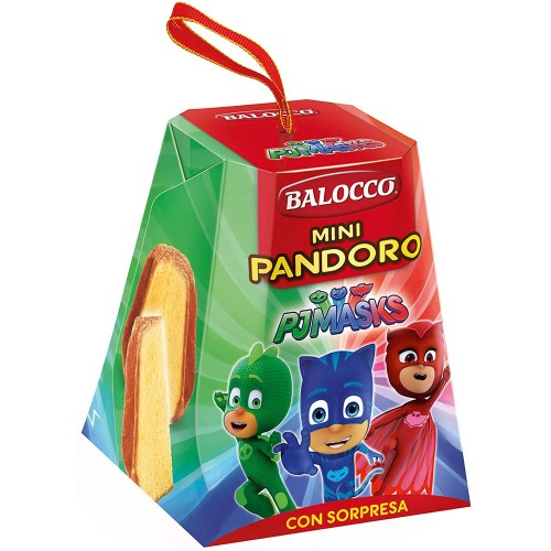 Mini pandoro dei Super Pigiamini - pandorino PJ Masks