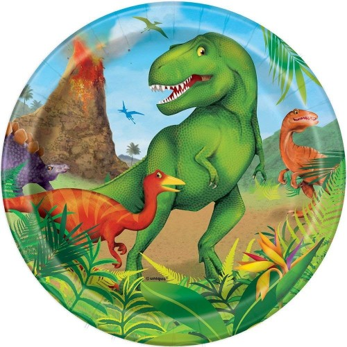Piatti dessert Dinosauri