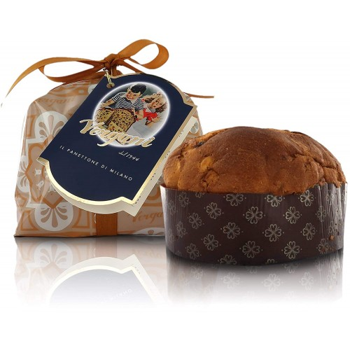 Panettone milanese Excellence tradizionale Vergani