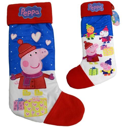 Calza della Befana Peppa Pig, per bambini, idea regalo