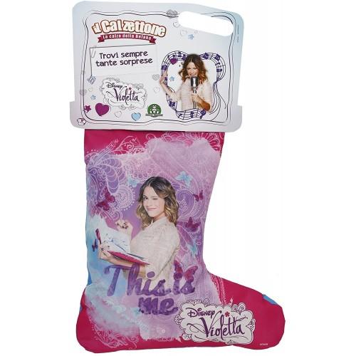 Calza della Befana di Violetta Disney - Giochi Preziosi, con sorpresa
