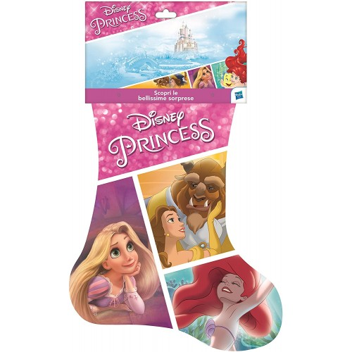 Calza della Befana Principesse Disney - Hasbro