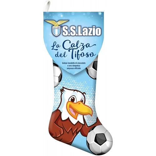 Calza della Befana S.S.Lazio con dolci e sorpresa Ufficiale del club