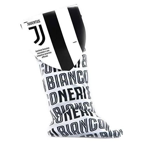 Calza della befana F.C  Juventus, con dolci e fascia da capitano