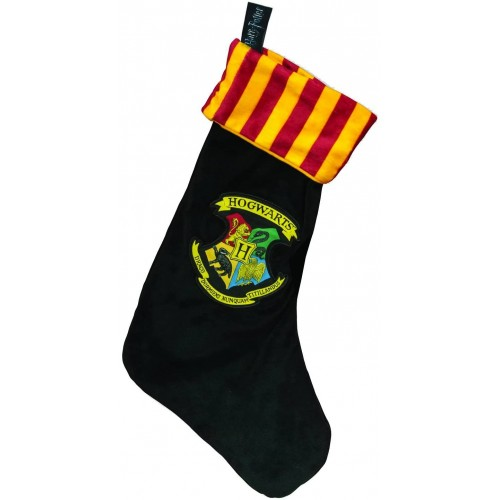 Calza Befana di Harry Potter - Hogwarts Crest, da riempire