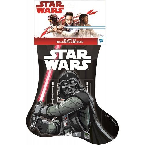 Calza della Befana Star Wars - Hasbro, con sorprese