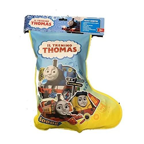 Calza della Befana Trenino Thomas con sorprese