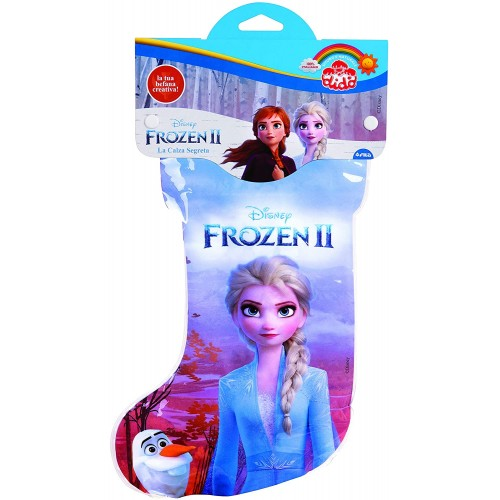 Calza della Befana Frozen 2 Disney con sorprese Didò