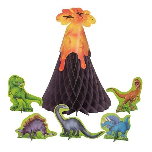 Centrotavola dinosauri