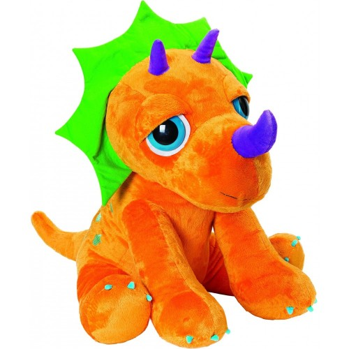 Peluche Triceratops Dinosauro