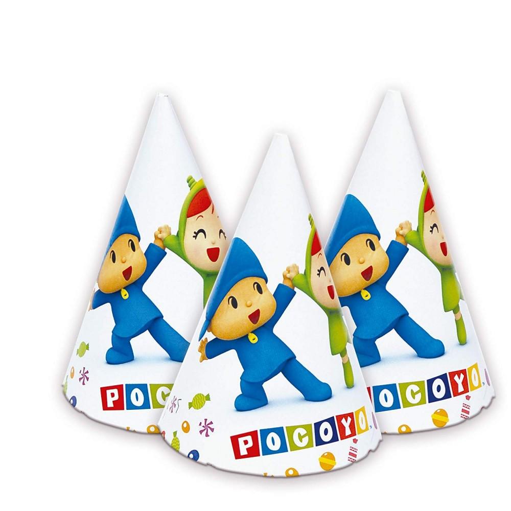 Cappellini Pocoyo - 6 pz