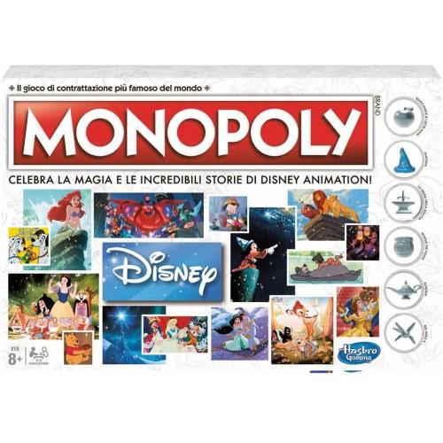 Monopoly Disney, gioco da tavolo, per bambini, idee regalo