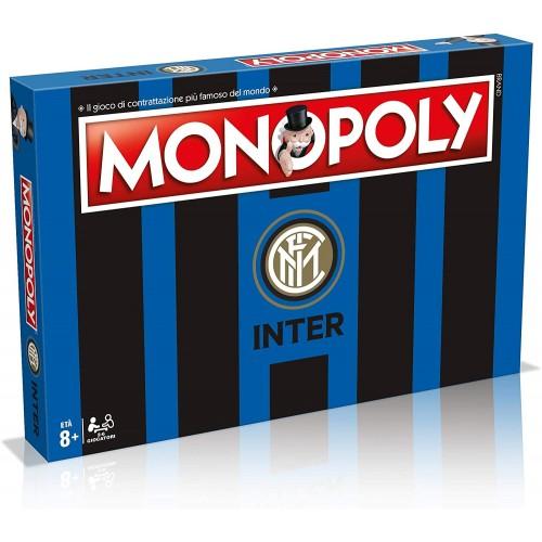 Gioco da Tavolo, monopoly F.C Inter, perfetto come regalo