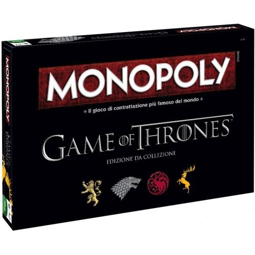Monopoly Game of Thrones, versione Italiana, gioco da tavolo