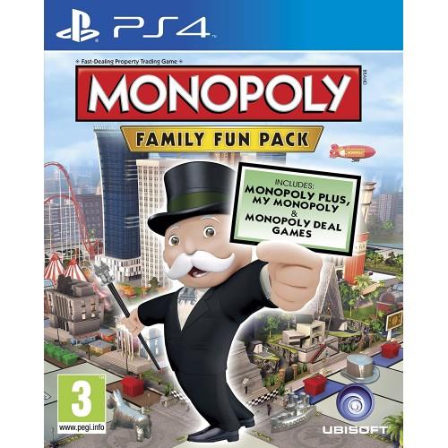 Videogame Monopoly - Ubisoft per PS4, idea regalo