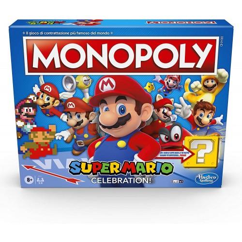 Monopoly Super Mario Celebration, con effetti sonori