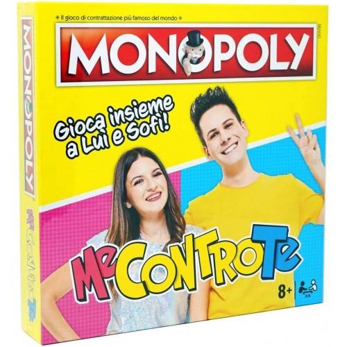 Monopoly dei Me Contro Te , Lui e Sofi, gioco da tavolo
