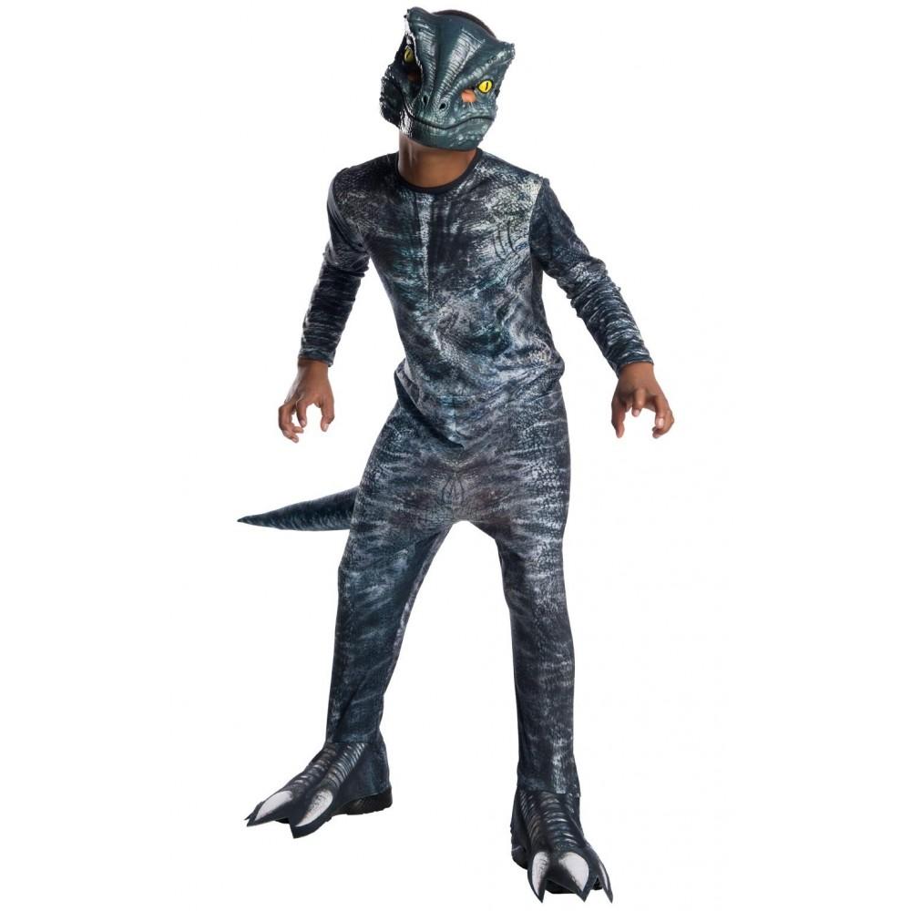Costume Velociraptor bambino - Jurassic World