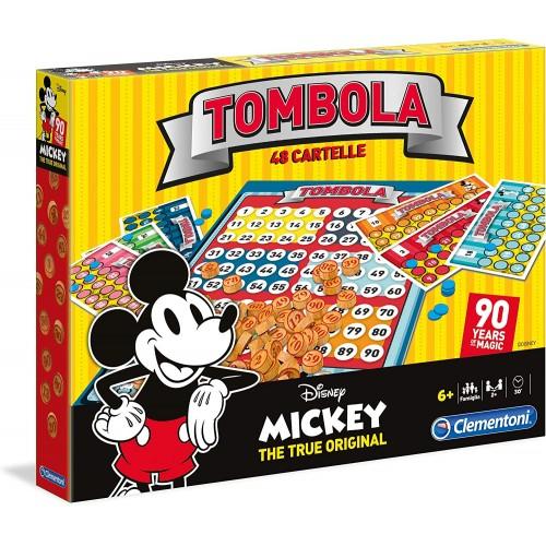 Tombola con Mickey Mouse Disney - Clementoni, per bambini