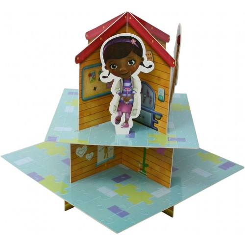Espositore Cupcake Dottoressa Peluche