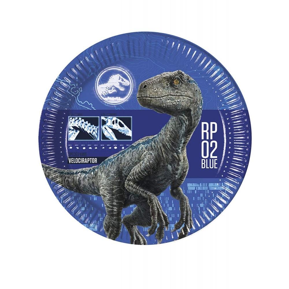 Piatti Jurassic World 2