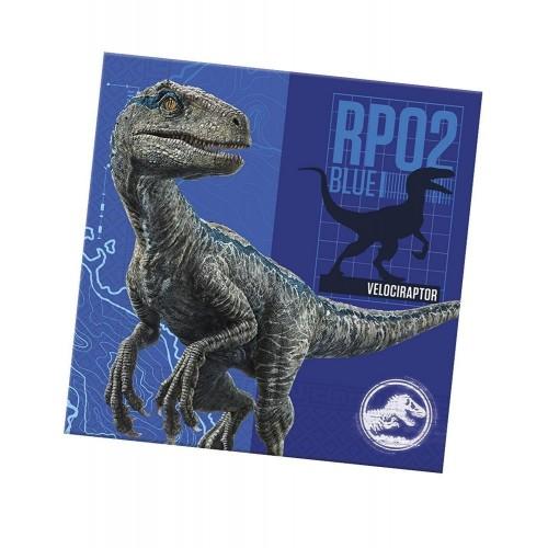 Budget Gifts Pacchetto Jurassic World Party per 8 Ospiti