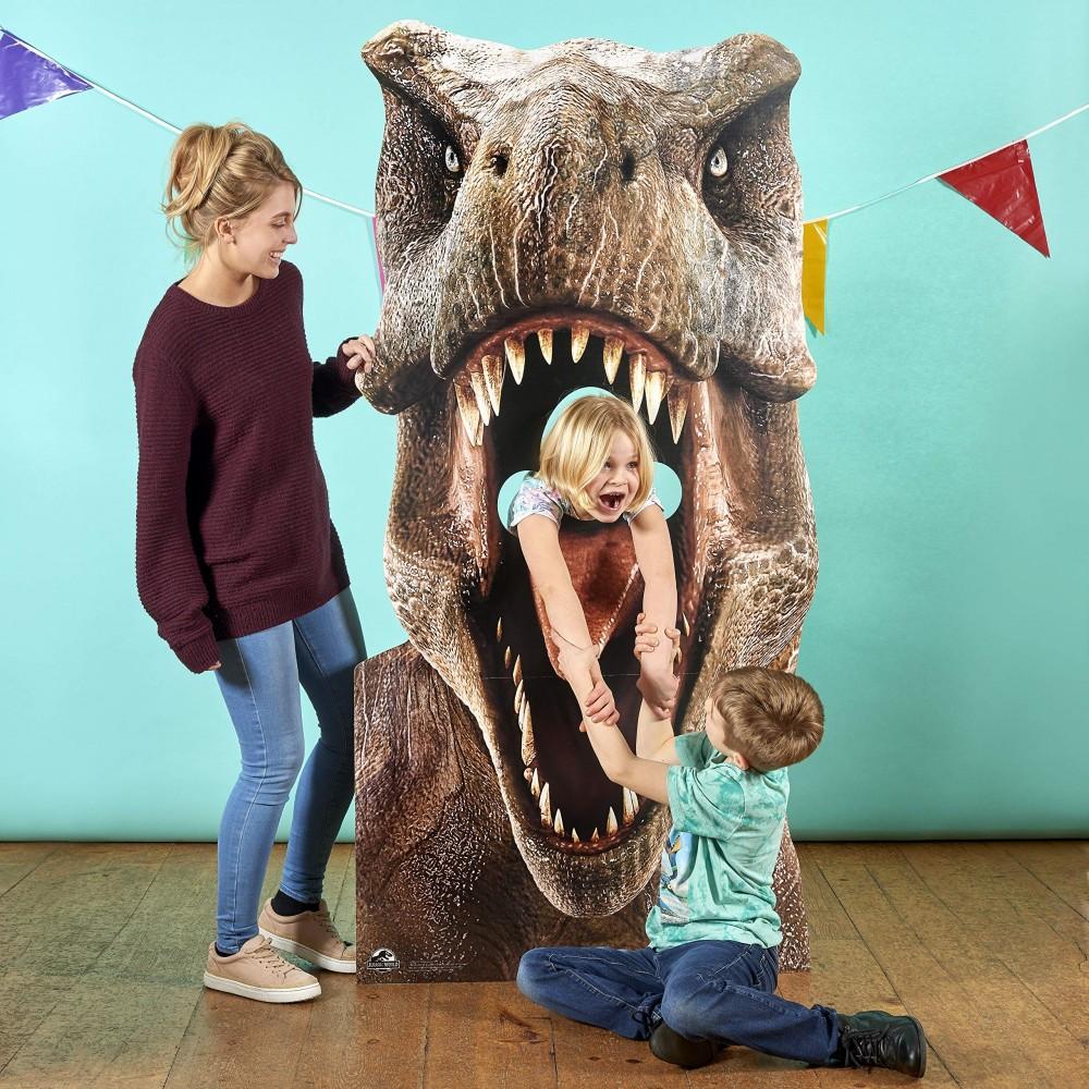 Photo booth Jurassic World