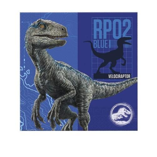 Procos Jurassic World - Set di stoviglie per Feste  16 Persone