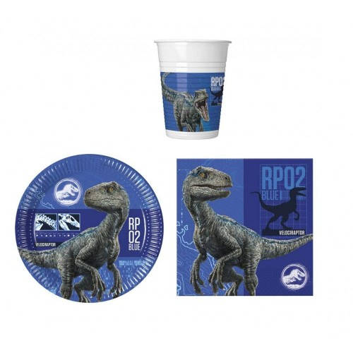 Kit 16 persone Jurassic World
